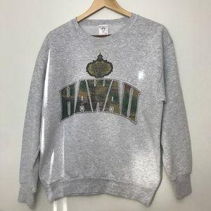 Vintage Hawaii Crewneck Sweatshirt